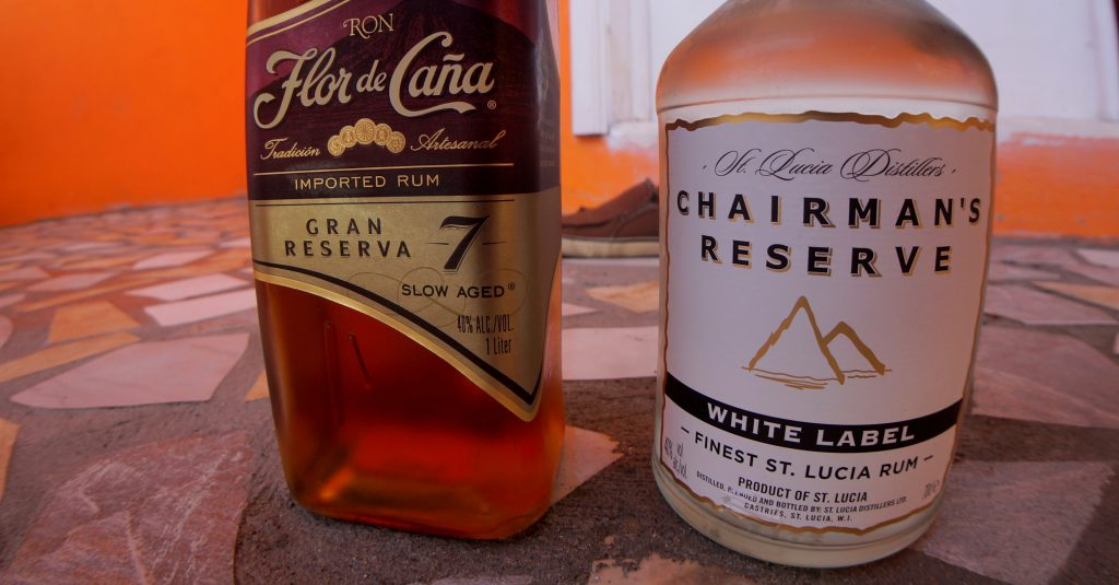 Chairman's Reserve White Label Rum