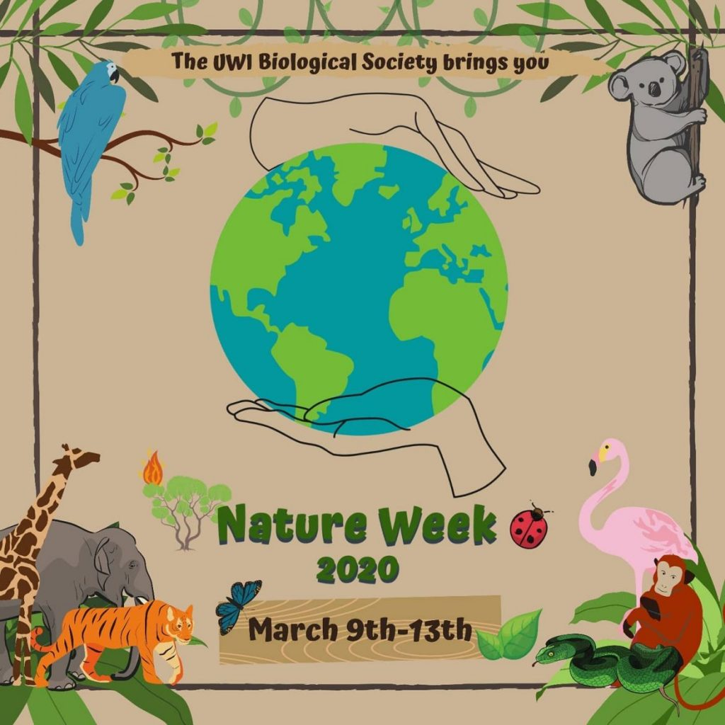 UWI Biological Society Nature Week 2020